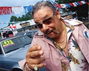 car dealer sales rep