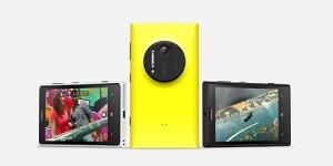 Nokia Lumia 1020 camera phone